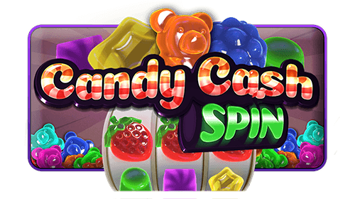 Candy cash spin web icon deployed 01