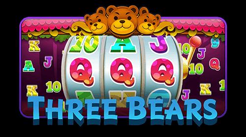 Three bears web icon deployed 01
