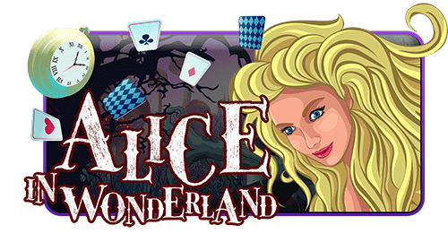 Alice in wonderland web icon deployed 01