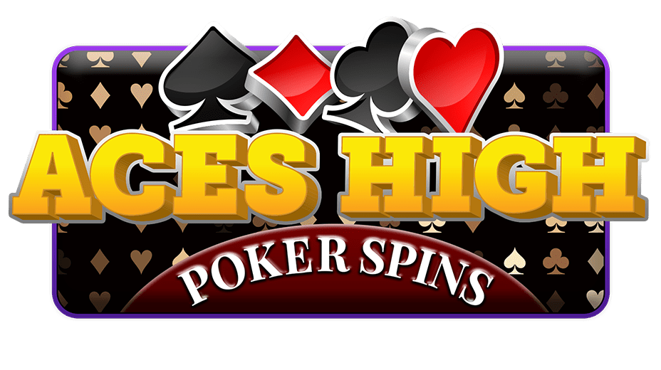 Aces high poker spin web icon deployed 01 (1)