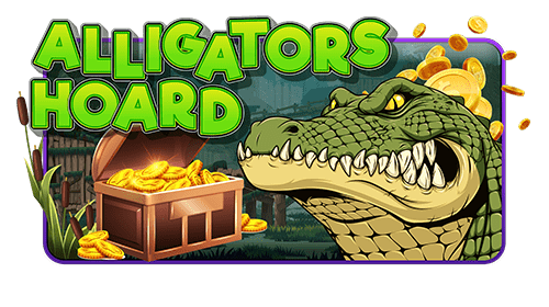 Alligators hoard web icon deployed 01