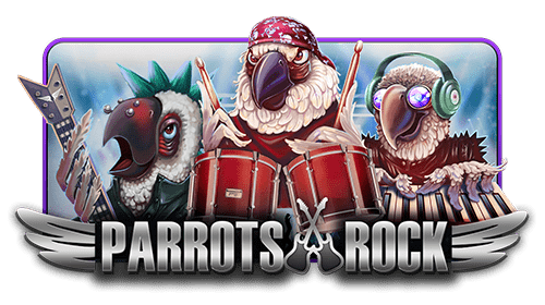 Parrots rock web icon deployed 01